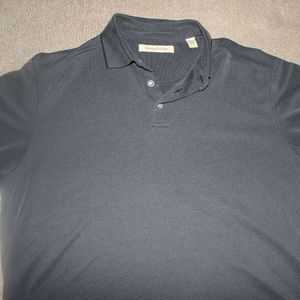 Tommy Bahama Dark Gray Polo  Size L